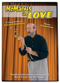 McManus in Love dvd