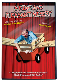 A Fine and Pleasant Misery DVD